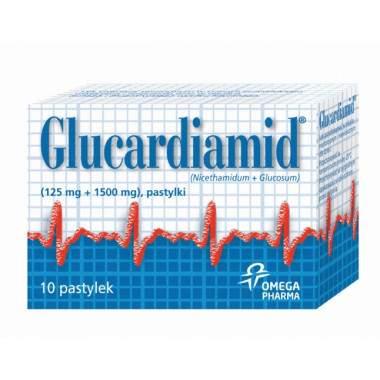 glucardiamid-10-tabl-p-