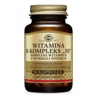 solgar-witamina-b-kompleks-50-kaps