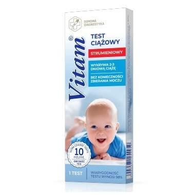 test-ciazowy-vitam-strumieniowy-1-szt