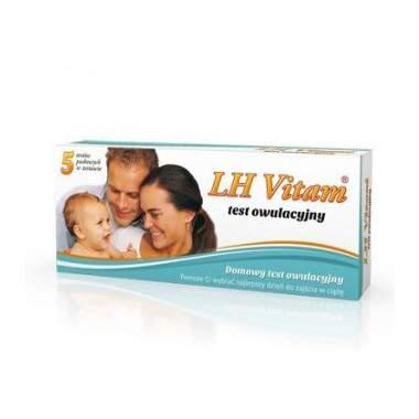 test-owulacyjny-lh-vitam-5-test