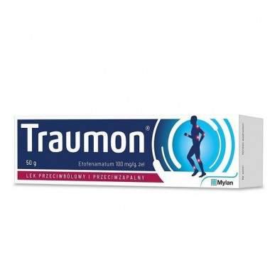 traumon-10-zel-50-g-p-