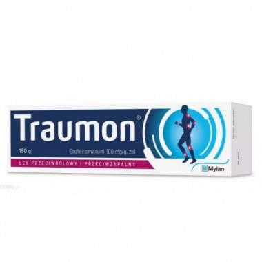 traumon-10-zel-150-g-p-