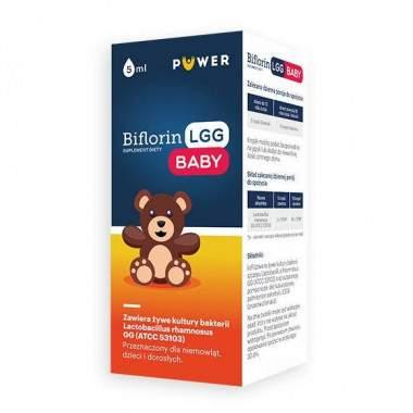 BiFlorin LGG Baby krople 5 ml
