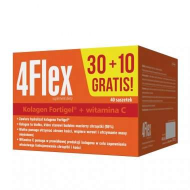 4Flex 30 + 10 sasz.